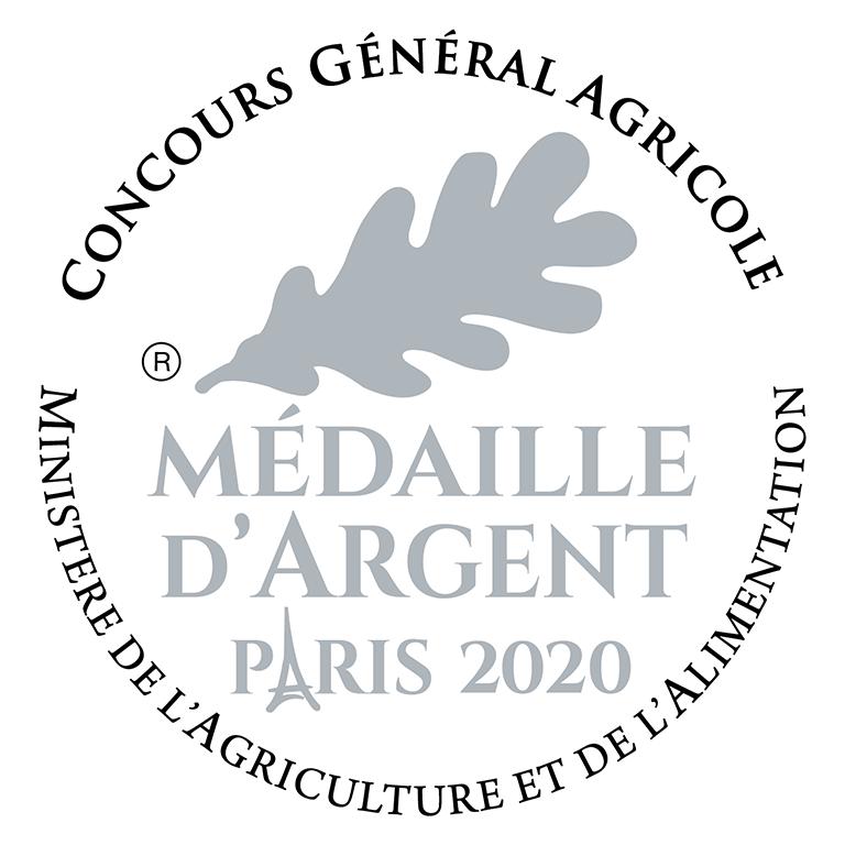 Médaille d'Argent Concours Général Agricole – Champagne Marcoult